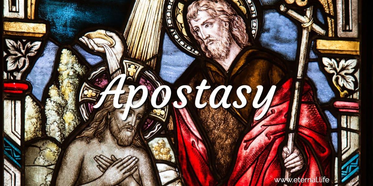 doctrine apostasy