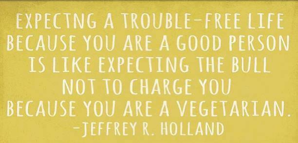 Trouble Free Life?