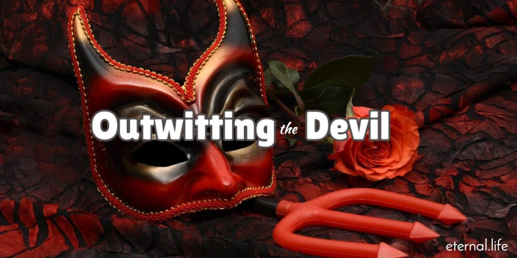 Outwitting The Devil Quotes Magnificent Devil  Eternal.life