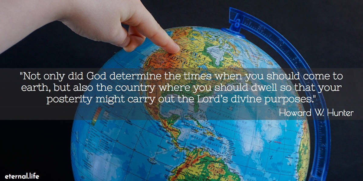 God determined your nationality before you were born eternalfe god determined your nationality before you were born gumiabroncs Images